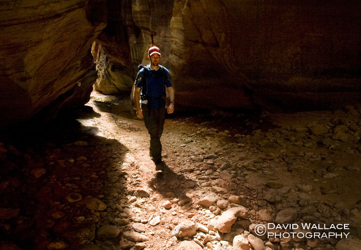 The subterranean world of Buckskin Gulch and the Paria River