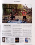 Laura took this photograph of David and Wyatt setting up a tent during an overnight in the Aravaipa Canyon Wilderness Area. It also features a Q&A with David about being in the outdoors with young  children. To read about this trip. https://canyoneering.wordpress.com/2013/04/22/wyatts-first-overnight-backpacking-adventure-in-aravaipa-canyon/