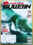 The May 2014 issue of Red Bulletin magazine. Inside David had a photo published.