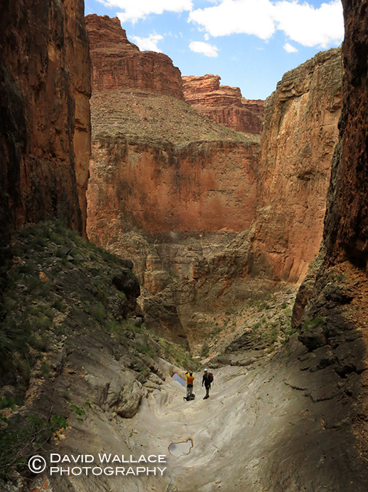 The exquisiteness of Plan B Canyon.