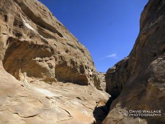 Blue Pool Canyon